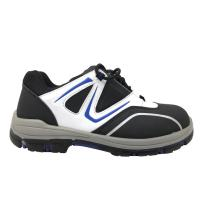 Quality Professional Industrial Safety Shoes , Dirt Proof Rubber Sole Work Boots wholesale