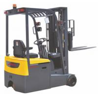 Quality Warehouse 3 Wheel Electric Forklift , Industrial Lift Truck 1500KG Load Capacity wholesale