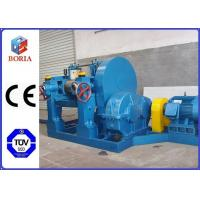 Quality Manual Type Rubber Mixing Equipment , Intermix Rubber Mixer With ZQ Reducer wholesale
