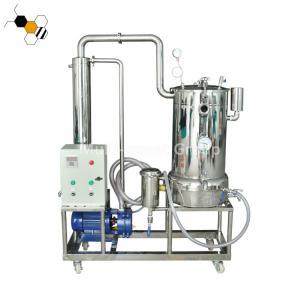 Quality 380V 6KW 500KG Honey Filteration Machine SS304 Honey Processing Machine wholesale