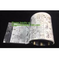 """Quality Pre-Open Bags 3""""x 3"""" 1.5mil Clear 4500ct Bags on a Roll,China Automatic Pre-open Bag, On-roll/Polyethylene bagplastics wholesale"""