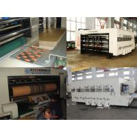 Buy cheap High Speed Automatic Carton Box Making Machine Printing Slotting Die-Cutter 220 from wholesalers