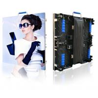 Quality Indoor P4 LED Video Wall Rental 1R1G1B SMD 2121 Constant Drive Wide Viewing Angle wholesale