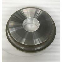Quality Resin Bonded CBN Grinding Wheels 1A1 For Metal High Steel Thickness 40mm wholesale