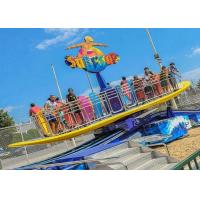 Quality Sliding Type Flying UFO Rides With Corrosion Resistant And Stable Material wholesale