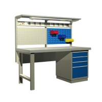 Quality CE ISO Machinery Repair ESD Laminate Cleanroom Bench wholesale