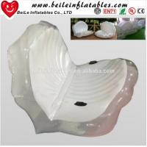 Quality Giant PVC inflatable seashell pool float wholesale