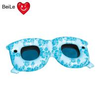Quality Pool party inflatable sunglasses pool float wholesale
