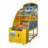 Buy cheap Kids Basketball Machine Sports Arcade Machine 1 - 2 Players 100W from wholesalers