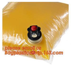 Quality 3l 5l 10l bag in box packaging wine bag with vitop tap,5L/10L/20L transparent/VMPET wine bag in a box/bag in box/liquid wholesale