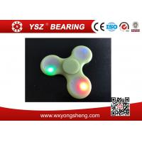 Quality Colorful LED Light  Hand Spinner Fidget Toy For Adults High Qualtiy wholesale