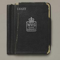 Quality 2012 A5 week to view diaries wholesale