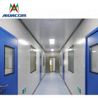 Quality 99.995% Dust Removal High Integrity GMP Cleanroom Project wholesale