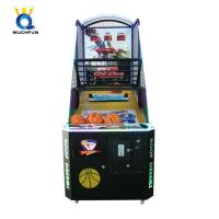 Quality Indoor Coin Operated Basketball Arcade Machine Fast To Install For Game Center wholesale