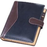 Buy cheap High Quality PU leather bound notebook from wholesalers