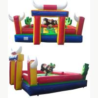 Quality Inflatable cray bullfighting toys wholesale