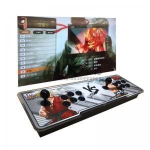 Quality Professional Family Arcade Game Console / Pandora'S Box Arcade Console 100W wholesale