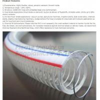 Quality manufacture transparent pvc steel wire spiral reinforced water hose,coveying water, oil and powder in the factories, agr wholesale