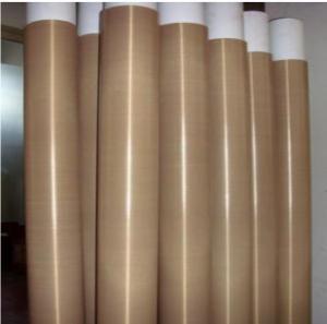 Quality High Temperature PTFE Coated Fiberglass Fabric With Teflon Fiberglass Coated wholesale