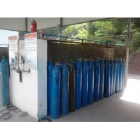 Buy cheap Liquid Air Gas Separation Plant , Skid-mounted Oxygen Plant Filling Cylinder from wholesalers
