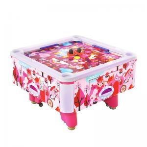 Quality Colorful Kids Air Hockey Machine Space Saving Air Hockey Table Oem Service wholesale
