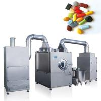 Quality Candy Medicine bean Chewing gum sugar film Tablet pill thin film coating machine wholesale
