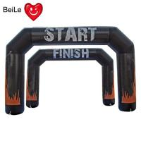 Quality Cheap inflatable entrance and finish arch for marathon wholesale
