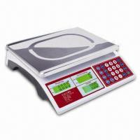 Quality Industrial Electronic Scale with 200 Hours Long Lasting Power and 4V DC Rated Voltage wholesale