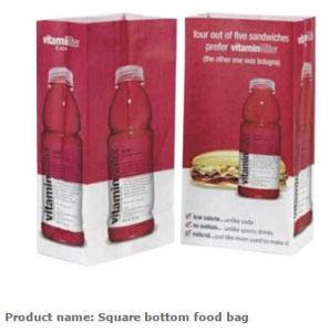 Quality Grocery Bag, Tea bags,  Square food paper bag,  Snack bags,  Pie packing bag,  Kraft paper food bag,  Kraft packing bags wholesale