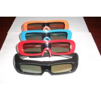 Cheap Comfortable Universal Active Shutter 3D TV Glasses USB Chargeable Battery for sale