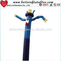 Quality Blue omber dress funny ties inflatable sky dancer wholesale
