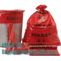 Quality Autoclave Bags, Pouches, Biohazard Waste Bags, Biohazard Garbage, Waste Disposal Bag wholesale
