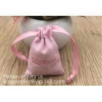 Quality Cotton Muslin Bags with Drawstring Gift Bags Jewelry Pouches Sacks for Wedding Party and DIY Craft,gifts, jewelries, sna wholesale