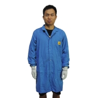 Quality 150gsm Cotton ESD Smock wholesale