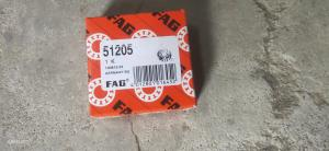 Quality Ball type  P0 High Speed Roller 51205 Thrust Bearing With Flat Seats wholesale