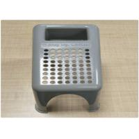 Quality Household / Industrial Plastic Products Grey Molded Plastic Stool PP Material wholesale