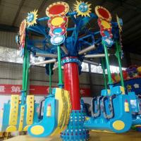 Quality Airborne Shot Model Flying Chair Ride 1 Year Warranty With FRP And Steel Material wholesale