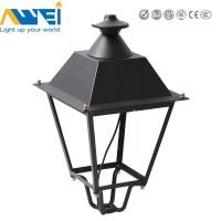 Quality Aluminium Material LED Garden Light Fixtures CE Approved For Urban Slow Lane wholesale
