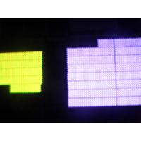 Quality Red / Greene Traffic Scrolling LED Sign Outdoor For Advertising 2500 dots / m2 wholesale