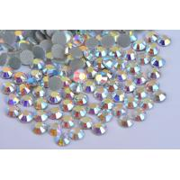 Quality Shoes / Garment Loose Hotfix Rhinestones Extremely Shiny High Color Accuracy wholesale