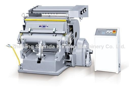 Cheap Die Cutting Machine with Hot Stamping (TYMK-1100) for sale