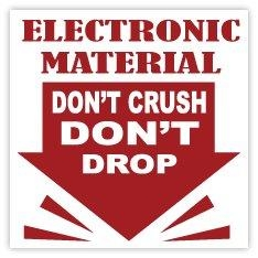 Cheap Electrostatic Warning Labels for sale
