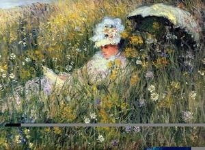 Cheap Impressionist(3830) In_the_Meadow for sale