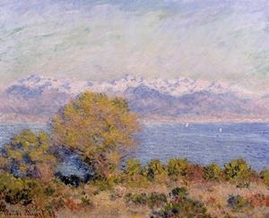 Cheap Impressionist(3830) The_Alps_Seen_from_Cap_d-Antibes for sale