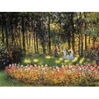 Impressionist(3830) The_Artist-s_Family_in_the_Garden