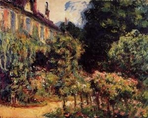 Cheap Impressionist(3830) The_Artist-s_House_at_Giverny for sale