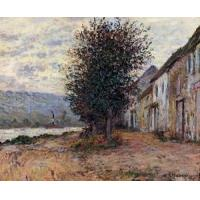 Quality Impressionist(3830) The_Banks_of_the_Seine wholesale