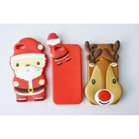 Quality Promotional gift candy color Christmas iphone 6 case with OEM design wholesale