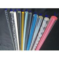 Quality best price new style colored acrylic stick/clear acrylic rod with colored wholesale wholesale