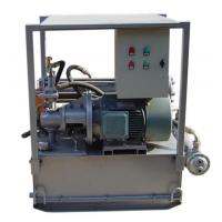 Quality GH-H Serires Hydraulic High Pressure Jet Grout Pump wholesale